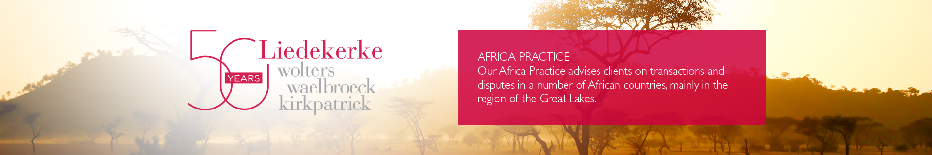 Our Africa practice